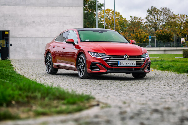 Nowy Arteon i Arteon Shooting Brake