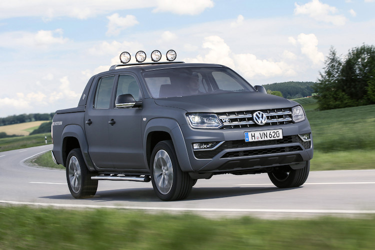 "Amarok zdobywcą ""International Pickup Award 2018"""